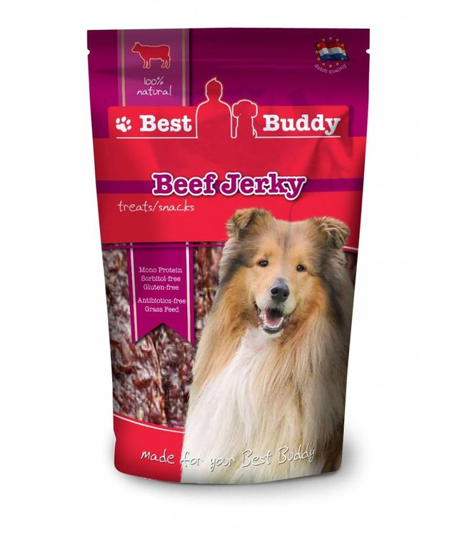 Best Buddy BestBuddy Beef Jerky