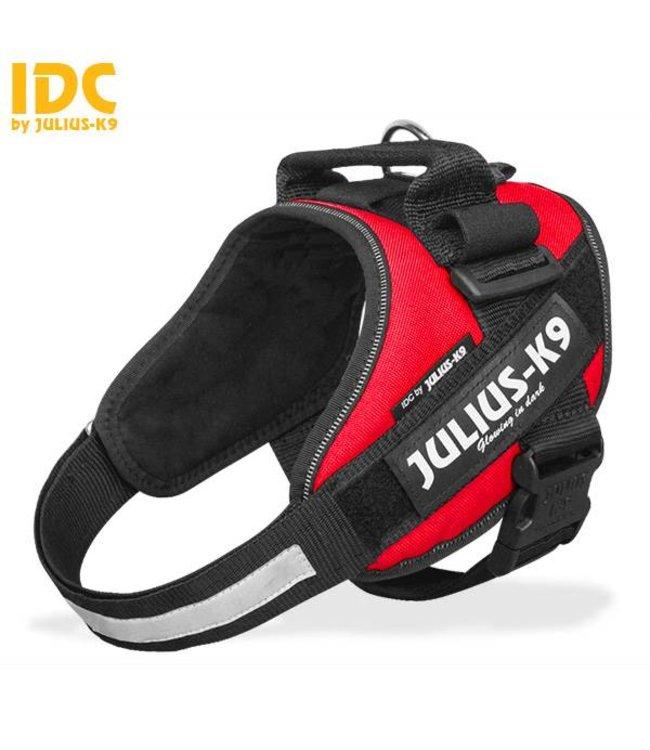 Julius-K9 Julius K9 IDC Powertuig  rood