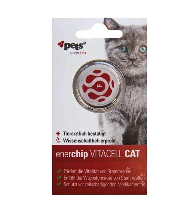 4pets 4pets Enerchip VitaCell Cat
