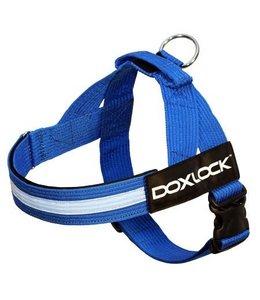 Doxlock Canine 2.0 Belt tuig, blauw, large