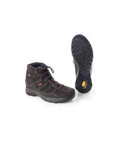 """Owney outdoor boots """"Grassland"""", dark brown"""