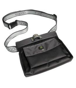 EQDOG Click'n Treat, beloningstas, grijs/zwart