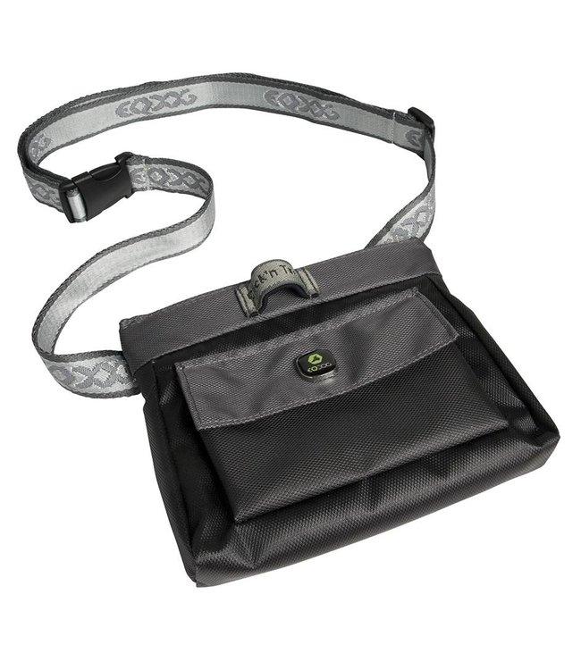 EQDOG EQDOG Click'n Treat, beloningstas, grijs/zwart