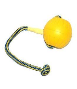 Starmark Swing n' Fling Dura Foam Fetch Ball, medium