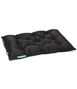 Doctor Bark outdoor/inleg kussen voor hondenbed, zwart