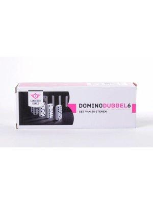 Engelhart Engelhart - Domino dubbel 6 groot - 28dlg.