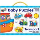 Galt Galt - Baby puzzels - Voertuigen - 6x2st.