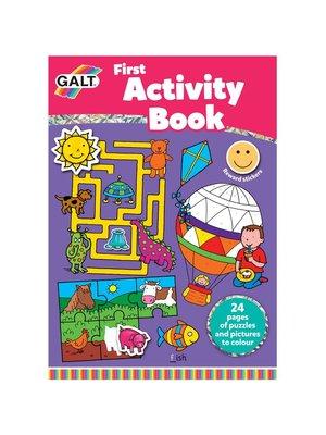 Galt Kleuren - Eerste activiteitenboek