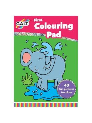 Galt Galt - Kleuren - Eerste kleurblok