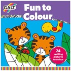 Galt Galt - Kleuren - Kleurboek - Leuk om te kleuren