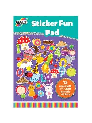 Galt Galt - Kleuren - Leuk stickerblok