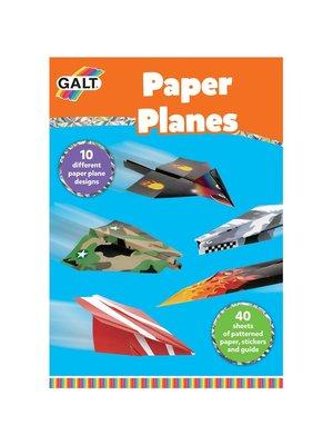 Galt Galt - Vouwen - Papieren vliegtuigen - 40st.