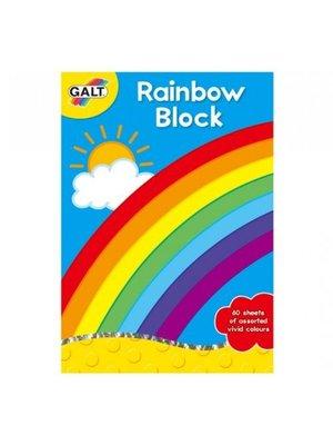 Galt Kleuren - Regenboogblok