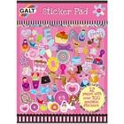 Galt Galt - Kleuren - Stickerblok