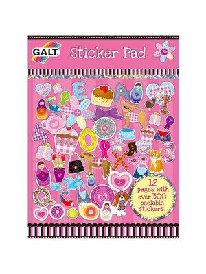 Galt Kleuren - Stickerblok