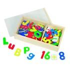 Goki Goki - Letters & cijfers - Magnetisch - 89dlg.