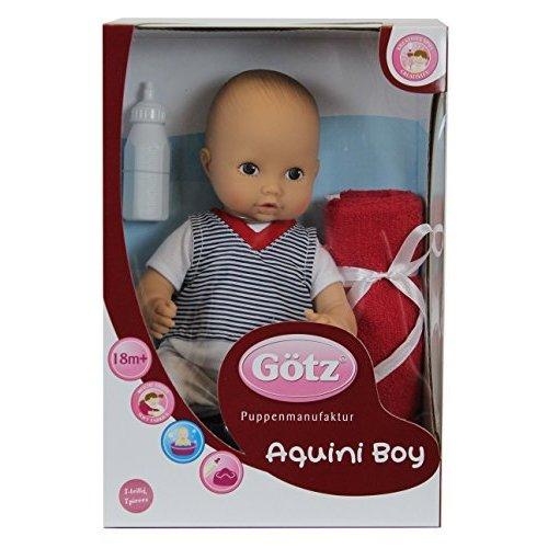 Gotz Pop - Aquini, navy jongen - Blauw