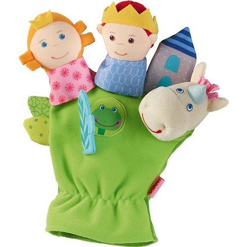 Haba Haba - Handpop - Prins & prinses*