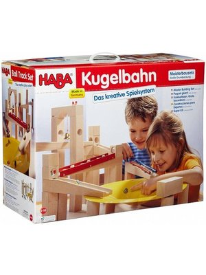 Haba Knikkerbaan - Grote basisdoos