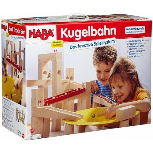 Haba Haba - Knikkerbaan - Grote basisdoos