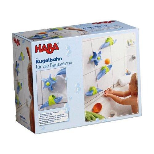 Haba Haba - Knikkerbaan - Voor in bad