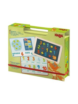 Haba Magneetspel - 1,2, Tel mee! - 3+