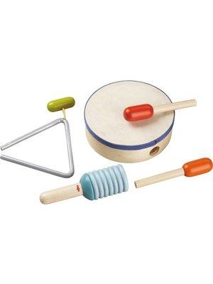 Haba Muziekinstrumenten - Slagwerkset - 5dlg.
