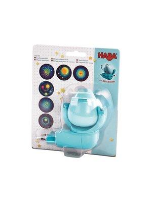 Haba Haba - Nachtlampje - Projectie - Regenboogmelkweg