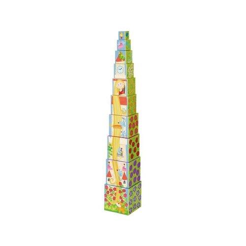 Haba Stapelblokken - Rapunzel
