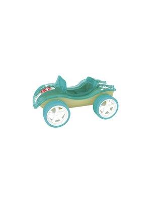 Hape - Bamboe auto - Groen