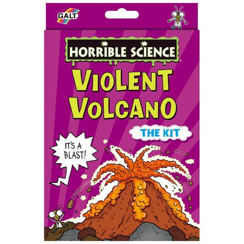 Galt Experimenteerset - Horrible Science - Violent volcano*