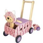 I'm Toy I'm Toy - Loop/duwwagen - Poes - Roze