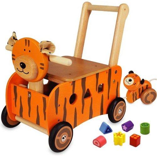 I'm Toy I'm Toy - Loop/duwwagen - Tijger