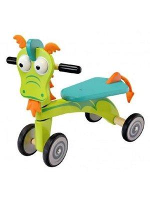 I'm Toy Loopfiets - Draak - 1+