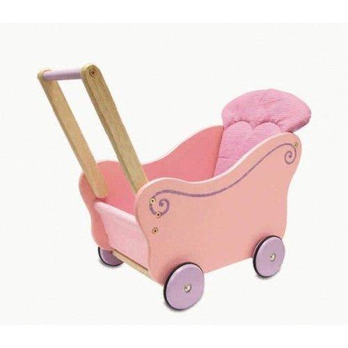 I'm Toy I'm Toy - Poppenwagen - Lila/roze