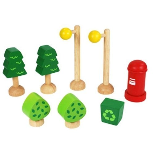 I'm Toy Poppenhuis accessoires - Brievenbus - Postset