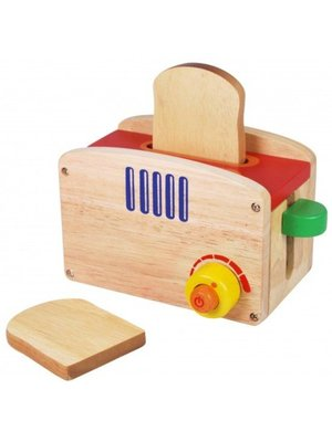 I'm Toy Speelgoedeten - Broodrooster set