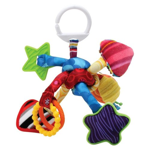 LAMAZE Trek & speelknoop - Lamaze