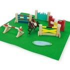 Le Toy Van Le Toy Van - Paarden obstakelset - Springset
