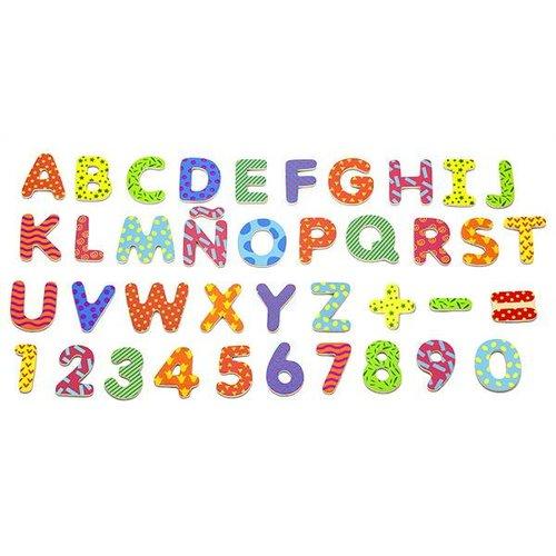 Vigatoys Magneetletters & cijfers