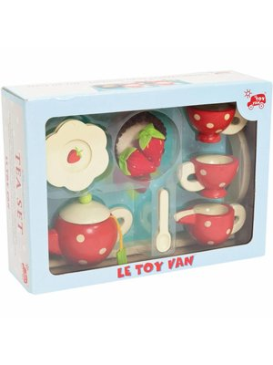 Le Toy Van Theeserviesje - Honeybake