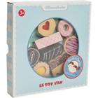 Le Toy Van Le Toy Van - Dienblad met verschillende koekjes