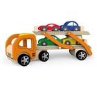 Vigatoys Vigatoys - Autotransporter - Incl. 4 auto's