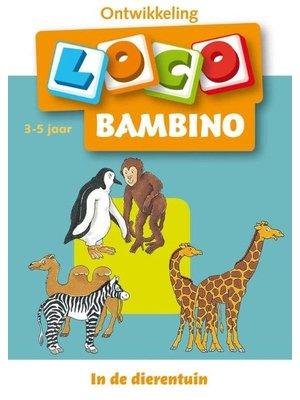 Loco Leerspellen Loco Bambino - In de dierentuin - 3/5 jaar