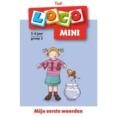 Loco Leerspellen Loco Mini - Mijn eerste woorden