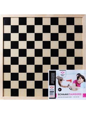Engelhart Schaak- / dambord - 40cm