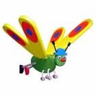Van Dijk Toys Van Dijk Toys - Vliegfiguur - Vlinder