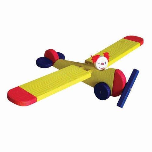 Van Dijk toys Vlieg- / zweeffiguur - Vliegtuig