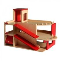 Van Dijk Toys - Garage met lift