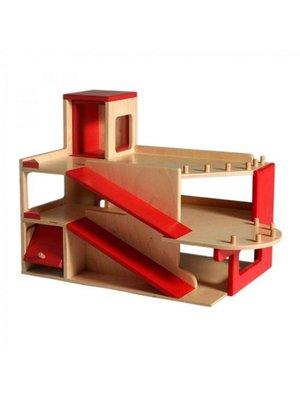 Van Dijk Toys Van Dijk Toys - Garage met lift
